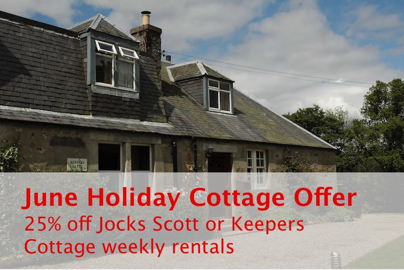 June Holiday Cottage Offer